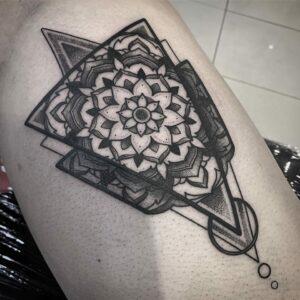 mandala tattoo image 9